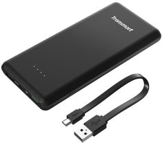 Внешний аккумулятор Power Bank Tronsmart Presto 10000 мАч, Quick-Charge 3.0